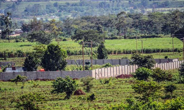 NAGRC&DB challenged by Land Encroached